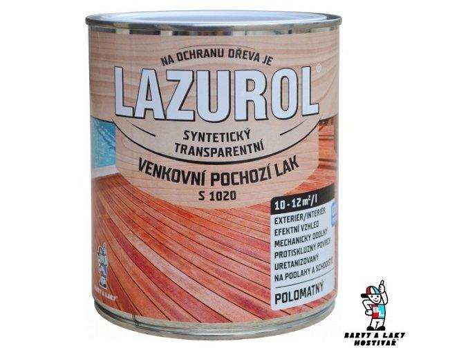 LAZUROL S 1020 new