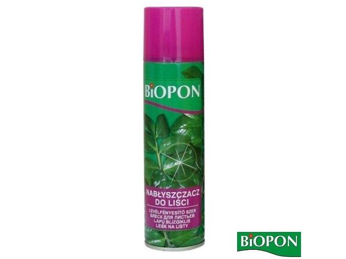 BIOPON® Lesk na listy, 250 ml
