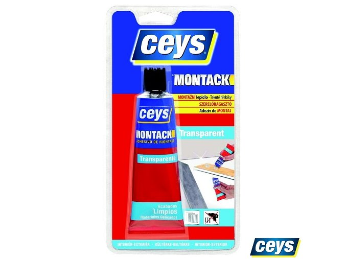 CEYS Montack transparent 100ml