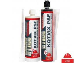 KOTVIX PSF polyester bez styrenu 280 ml