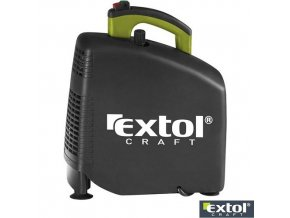EXTOL® CRAFT 418100 Kompresor bezolejový, 1100 W, 8 bar
