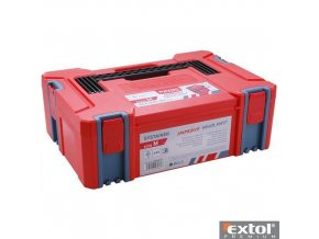 EXTOL® PREMIUM SYSTAINER M ABS box, 443 x 310 x 151 mm