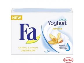 fa greek yoghurt almond