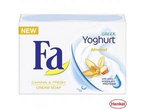 fa greek yoghurt almond