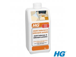 HG čistič koberců a látkových potahů