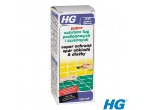 HG super ochrana spár