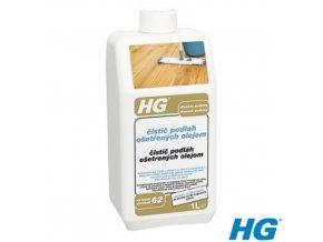 HG čistič olejových podlah