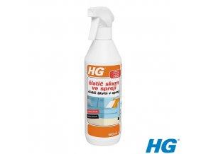 HG čistič skvrn ve spreji
