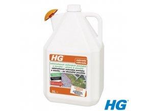 HG odstraňovač zelených povlaků a mechů 5