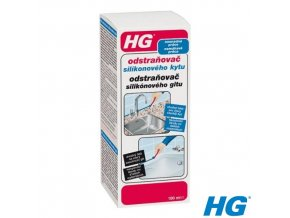 HG odstraňovač silikonového kytu