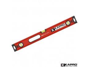 KAPRO® 987-80 SATURN Vodováha, 800 mm, 3 libely