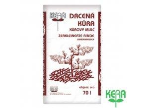 KERA® Mulčovací kůra přírodní drcená, 70 l