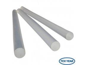 TEX YEAR® HMA 708N tavné lepidlo tyčinky pr. 11,2 mm, čiré