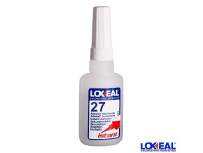 LOXEAL® ISTANT 27 vteřinové lepidlo