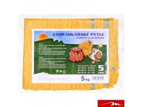 MILMAR® Zahrádkářské rašlové pytle s úvazkem, 30 x 52 cm, do 5 kg, 5 ks