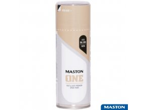 Spraypaint ONE Satin Beige RAL1001