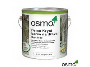 OSMO krycí barva na dřevo