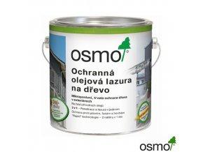 OSMO ochranná olejová lazura Efekt