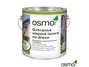 OSMO ochranná olejová lazura na dřevo