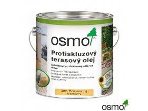 OSMO protiskluzový terasový olej