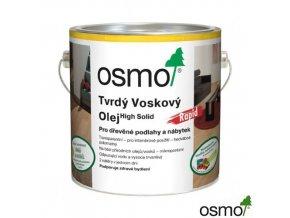 OSMO Tvrdý voskový olej rapid 2,5
