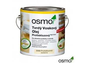 OSMO Tvrdý voskový olej protiskluzový 3088 2,5