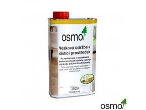 OSMO vosková údržba