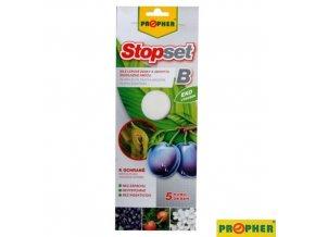 PROPHER® STOPSET B Lepové desky bílé na pilatky, 5 ks