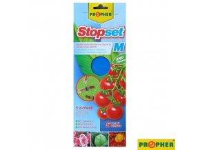 PROPHER® STOPSET M Lepové desky modré na třásněnky, 5 ks