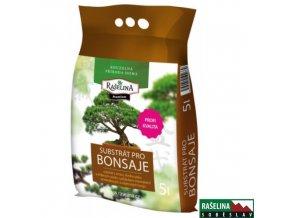 RAŠELINA SOBĚSLAV PREMIUM Substrát pro bonsaje, 5 l