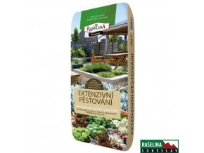 RAŠELINA SOBĚSLAV PREMIUM Substrát pro extenzivní pěstování, 20 l