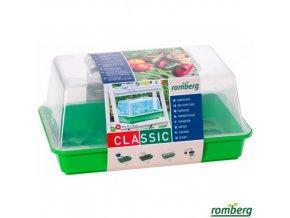 ROMBERG® CLASSIC PROPAGATOR M Miniskleník s ventilací, 38 x 24 x 19 cm