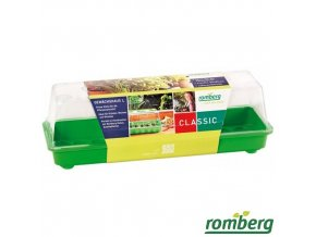 ROMBERG® CLASSIC PROPAGATOR L Miniskleník s ventilací, 58 x 19 x 19 cm