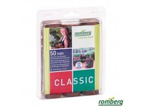 ROMBERG® 10091001 CLASSIC Kokosová tableta, pr. 36 mm, 50 ks