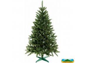 NOHEL GARDEN® 91455 SMRK Stromek vánoční umělý + stojan, 120 cm