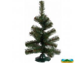 NOHEL GARDEN® 91482 SMRK Stromek vánoční umělý + stojan, 35 cm