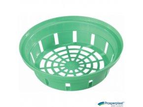 PROSPERPLAST® ONION 1 Košík na cibuloviny kulatý plastový, pr. 20 x 5,7 cm