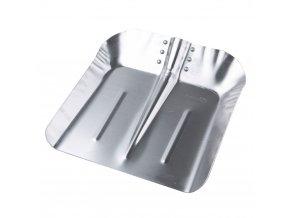 MacHook® Lopata hliníková, 26 x 29 cm, síla plechu 1,4 mm, bez násady