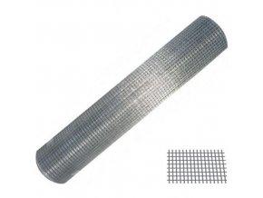 Pletivo chovatelské svařované, Zn 0,8 mm, 100 cm x 25 m, oko 8 mm