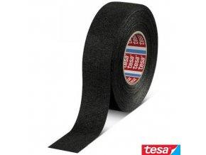 tesa® 51608 PV0 PET fleece páska pro ovíjení kabelů