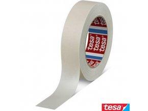 tesa® 4317 Tesakrepp® Premium maskovací páska pro paintspraying do 80°C transparentní