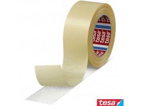 tesa® 4934 Premium oboustranně lepicí páska s vlákny transparentní