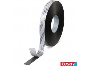 tesa® 7074 ACXplus vysoce odolná oboustranně lepicí pěnová páska 1 mm černá
