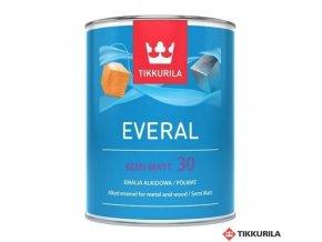 Everal 0,9l semi matt 30
