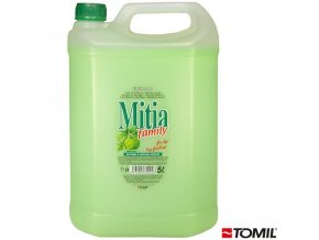 Mitia family green apple