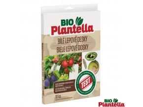 BIO PLANTELLA® Lepové desky bílé, 24 x 18 cm, 10 ks