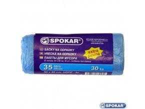 sáčky 35l extra spokar