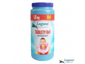 LAGUNA TABLETY 6V1 1,6KG