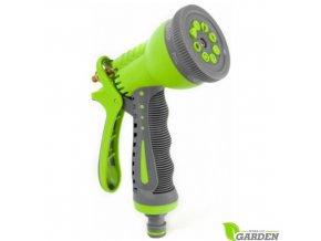STALCO GARDEN® S-80465 Pistole zavlažovací, 8 poloh, plast