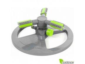 STALCO GARDEN® S-80483 Zavlažovač stacionární, kruhový, 3 ramena, podstavec